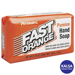 Permatex 25575 Fast Orange Pumice Bar Hand Soap