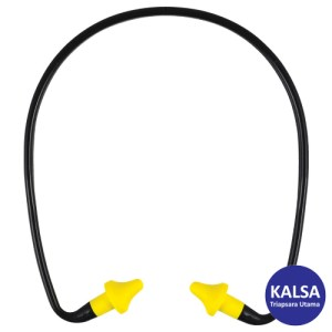 Tuffsafe TFF-958-1660K Yellow Banded Disposable Ear Plug