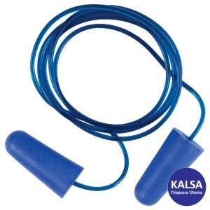 Tuffsafe TFF-958-1720K Blue Detectable Reusable Ear Plug