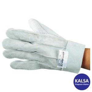 Tuffsafe TFF-961-1200K Size 10 Cuff Chrome Leather Glove