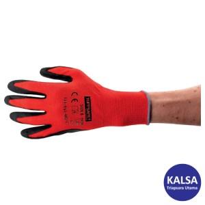 Tuffsafe TFF-961-4821C Size 8 Cut Level 1 Nitrile Glove