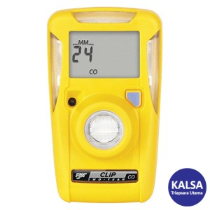 BW CO Low H2 GasAlert Extreme Single Gas Detector