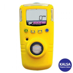 BW NO2 GasAlert Extreme Single Gas Detector