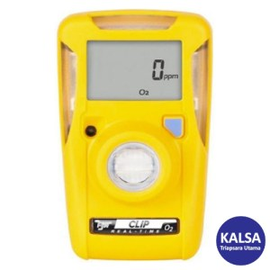 BW O2 By Volume GasAlert Extreme Single Gas Detector