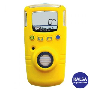 BW O3 GasAlert Extreme Single Gas Detector