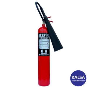 Servvo C 680 CO2 BC Portable Carbon Dioxide O2 Fire Extinguisher