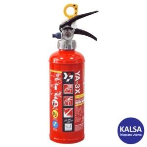 Yamato Protec YA-3X ABC Multipurpose Dry Chemical Fire Extinguisher