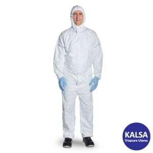 Dupont TD 0127S WH 00 Tyvek 400 Dual-Finish Coverall