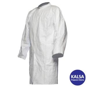 Dupont TY PL30 S WH 00 Tyvek 500 Labcoat