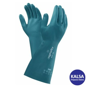 Ansell AlphaTec 58-335 Nitrile Immersion Chemical and Liquid Protection Glove