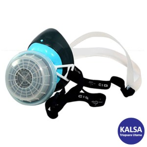 CIG 15 CIG B1 SK Half Face Respirator Protection