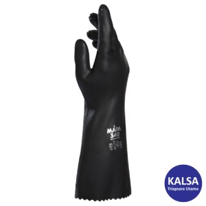 Chemical Glove ULTRANEO 340 Mapa Professional Hand Protection