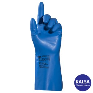 Chemical Glove ULTRANITRIL 472 Mapa Professional Hand Protection