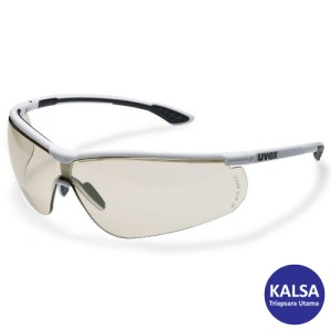 Eye Protection 9193.064 Uvex Supravision Extreme Sunglare Filter Sportstyle