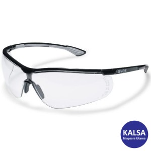 Eye Protection 9193.080 Uvex Supravision Plus Oil and Gas Sportstyle