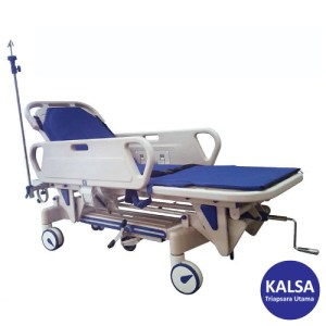 GEA Medical YQC 2R Emergency Bed Stretcher