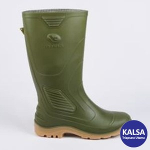 Safety Shoes Eco 3 Green Penthel AP Boots Contruction