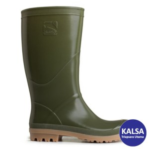 Safety Shoes Orca Green AP Boots Agricultural and Plantation
