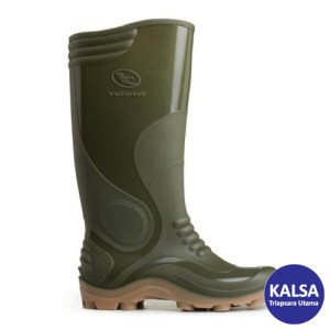 Safety Shoes Terra 2 Green Penthel AP Boots Construction