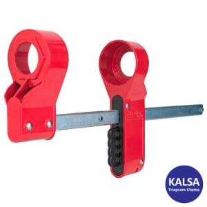 Master Lock S3923 Range 88.9 mm – 304.8 mm Blind Flange Lockout