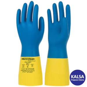 Summitech Professional CB-F-06N1 Chemical Resistant Glove