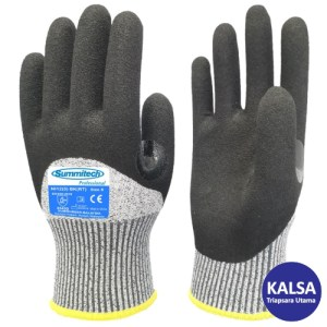 Summitech Professional NI12(5) BK Cut Resistance Glove