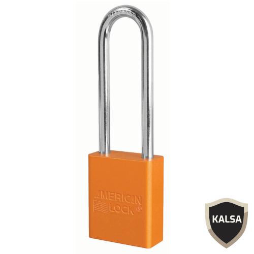 Distributor American Lock A1167ORJ Safety Lockout Padlock, Jual American Lock A1167ORJ Safety Lockout Padlock, Harga American Lock A1167ORJ Safety Lockout Padlock