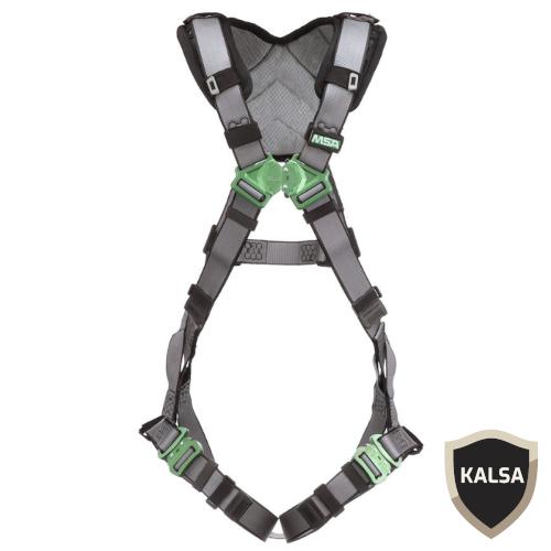 Distributor MSA 10194630 V-FIT Standard Body Harness, MSA 10194630 V-FIT Standard Body Harness, Jual MSA 10194630 V-FIT Standard Body Harness