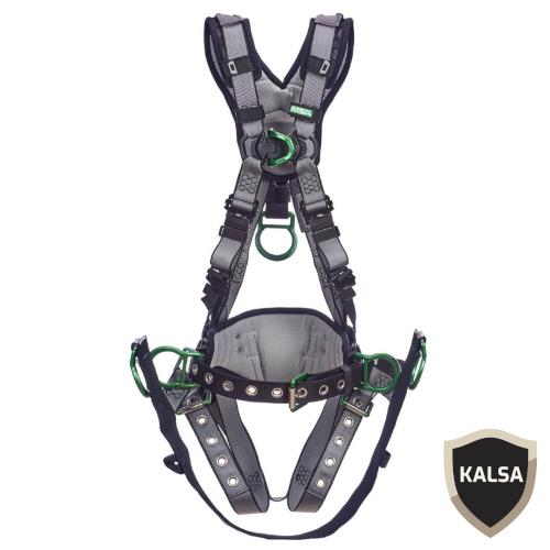 Distributor MSA 10195206 V-FIT Specialty Body Harness, MSA 10195206 V-FIT Specialty Body Harness, Jual MSA 10195206 V-FIT Specialty Body Harness