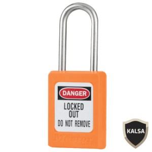 Master Lock S33MKORJ Master Keyed Zenex Snap Lock Safety Padlock
