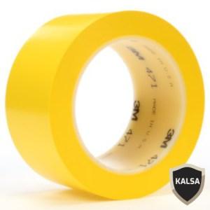 Floor Marking Vinyl Tape 3M 471 Yellow