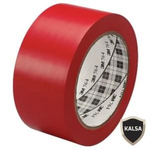 General Purpose Vinyl Tape 3M 764 Red