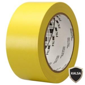 General Purpose Vinyl Tape 3M 764 Yellow