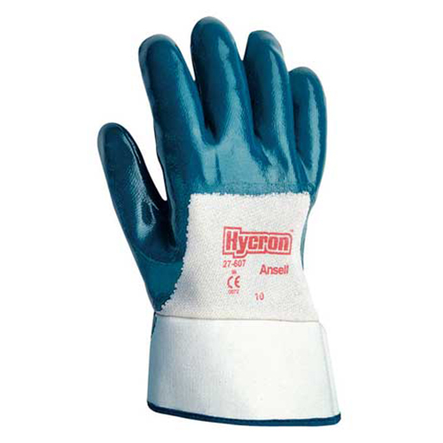Distributor Ansell 27-607 Hycron Heavy Multi Purpose Glove, Jual Ansell 27-607 Hycron Heavy Multi Purpose Glove