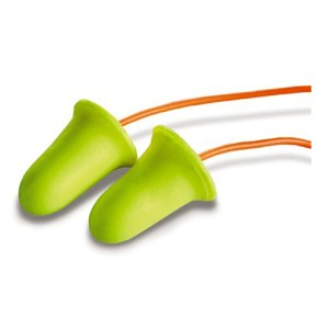 3M 312-1260 Disposable Earplug EARsoft FX Hearing Protection