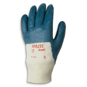 Ansell 47-400 Hylite Medium Multi Purpose Glove