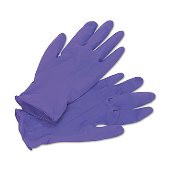 Distributor Kimberly Clark 5060101 Purple Nitrile Extra Exam Size 7 (S), Distributor Nitrile Glove Kimberly Clark 5060101 Purple Nitrile Extra Exam Size 7 (S)