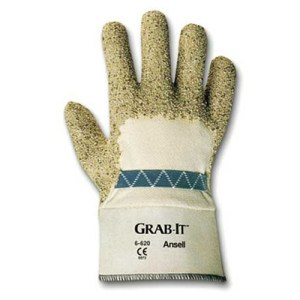 Ansell 6-620 Grab-It Heavy Multi Purpose Glove