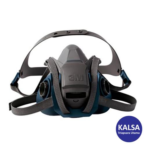Distributor 3M 6502 QL SIze M Rudgged Comfort Reusable Respiratory Protection, Jual 3M 6502 QL SIze M Rudgged Comfort Reusable Respiratory Protection