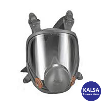 Distributor 3M 6800 Size M Full Face Reusable Respiratory Protection, Jual 3M 6800 Size M Full Face Reusable Respiratory Protection