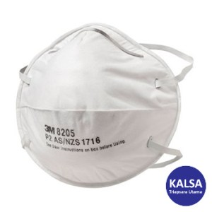 Respirator 8205 3M P2 Particulate Respiratory Protection