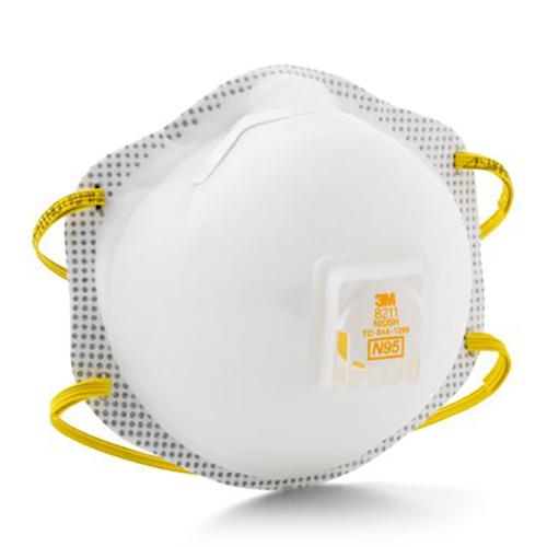 Distributor 3M 8211, Distributor Respirator 3M 8211