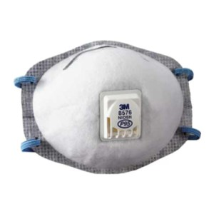3M 8576 Particulate Respiratory Protection