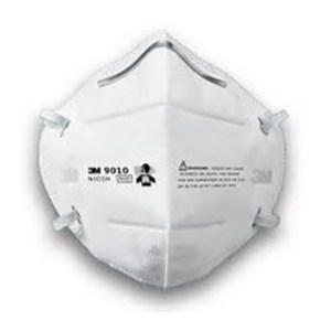 3M 9010 Flat Folded Particulate Respiratory Protection
