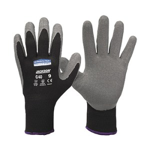Kimberly Clark 97271 G40 Size M Jackson Safety Latex Coated Gloves