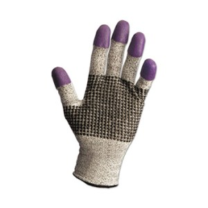Kimberly Clark 97433 G60 Size XL Jackson Safety Purple Nitrile Cut Resistant Gloves