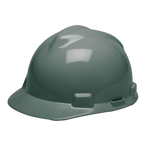 MSA Fastrack V-Gard Caps Gray