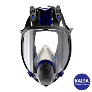 Respirator FF-402 3M Size M Full Face Reusable Respiratory Protection