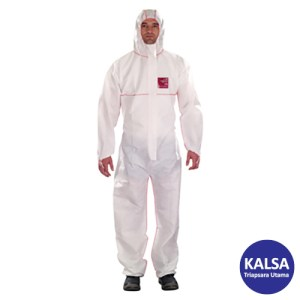 Ansell Microgard 1500 Plus FR Chemical Suit Protective Apparel