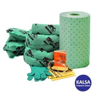 Brady SKH-K2R Chemical Hazwik Mobile Spill Kaddie